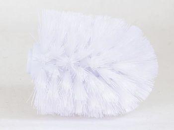 Щетка-ерш (насадка) WC белая