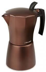 Гейзерная кофеварка Rondell RDA-995