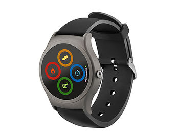 "Acme SW201 Smartwatch, 1.30"" TFT IPS Color Display, Li-ion, Accelerometer, Pedometer, Hear Rate monitor, Touch Screen, Microphone & Speaker, Bluetooth 4.0 (smart band / смарт браслет) www"