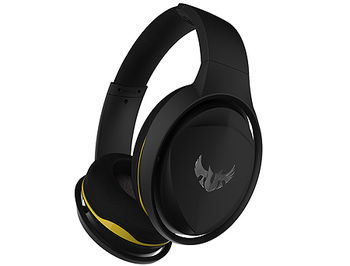 ASUS Gaming Headset TUF Gaming H5, On-board 7.1 virtual surround, Driver 50mm Neodymium, Headphone: 20 ~ 20000 Hz, Sensitivity microphone: -45 dB, Cable 1.2m, USB