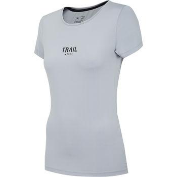 купить Футболка H4L21-TSDF060 WOMEN-S FUNCTIONAL T-SHIRT LIGHT BLUE в Кишинёве