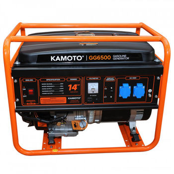 Генератор Kamoto GG6500