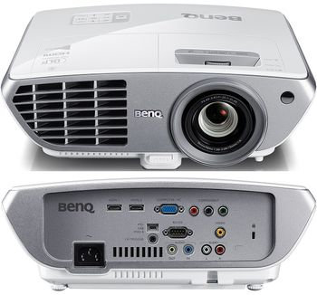 "купить DLP FullHD Projector 2000Lum,  10000:1 BenQ ""W1300"", White, 3.4kg Projection System : DLP Native Resolution : 1080p (1920 x 1080) Brightness* : 2,000 ANSI Lumen Contrast Ratio : 10,000:1 Display Color : 1.07 Billion Colors Lens : F= 2.42 - 2.97, f= 20.7 - 31.05 mm Aspect Ratio : Native 16:9 (5 aspect ratio selectable) Throw Ratio : 1.39 ~ 2.09 (65"" ±3% @ 2 meters) Image Size (Diagonal) : 26"" ~ 300"" Zoom Ratio : 1.5x Lamp Type : 240W Lamp(Normal/Economic Mode/SmartEco Mode)* : 3500 / 5000 / 6000 hours Keystone Adjustment : 1D, Vertical +/- 40 degrees Resolution Support : VGA (640 x 480) to WUXGA_RB* (1920 x 1200) *RB=Reduced Blanking Horizontal Frequency : 15K - 102KHz Vertical Scan Rate : 23 - 120 Hz Lens Shift : Vertical: 120% ~ 148% ±5% Interface :  Computer in (D-sub 15pin)  x 1 HDMI  x 2 Composite Video in (RCA)  x 1 Component video in   x 1  Audio in (Mini Jack)  x 1 Audio in (L/R)  x1 Audio out (Mini Jack)  x 1 Speaker  10W x 1 USB (Type mini B)  x 1 (Download & page up/down) DC 12V Trigger (3.5mm Jack)  x 1 RS232 (DB-9pin)  x 1 IR Receiver  x2 (Front+Top) Dimensions(W x H x D) : 330 x 128 x 257 mm HDTV Compatibility : 480i / 480p / 576i / 576p / 720p / 1080i / 1080p Video Compatibility : NTSC / PAL / SECAM Weight : 3.4kg (7.5lbs) Audible Noise : 33 / 30 dBA (Normal / Economic mode) Power Supply : AC100 to 240V, 3.5A, 50 to 60 Hz Power Consumption : 290W (typical), Standby <0.5W в Кишинёве"