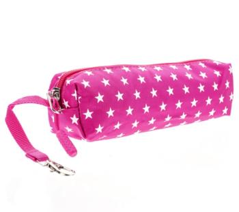 Школьный рюкзак с пеналом Daco I розовый