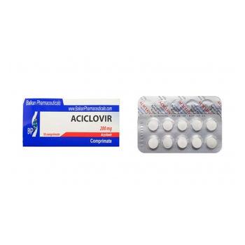 cumpără Aciclovir 200mg caps. N10X3 în Chișinău