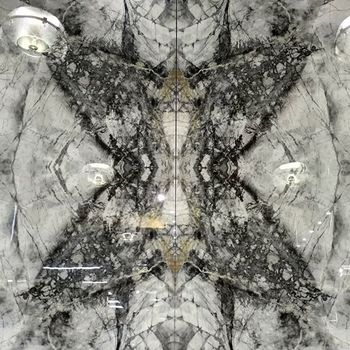 Керамогранитная плитка BLUETTA DEKOR POL 120*240