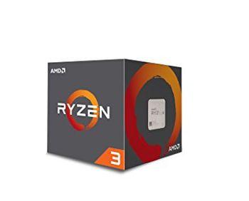 AMD Ryzen 3 1200, Socket AM4, 3.1-3.4GHz (4C/4T), 8MB L3, No Integrated GPU, 14nm 65W, tray