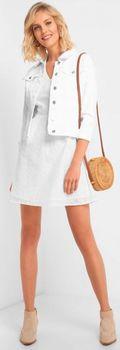 Платье ORSAY Белый 423032