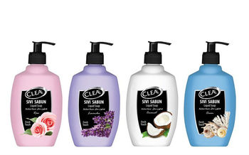 Жидкое мыло Clea Rose 400мл