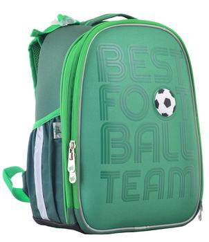 "Школьный рюкзак ""Football Team"" Yes I зеленый"