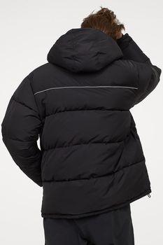 Куртка H&M Чёрный
