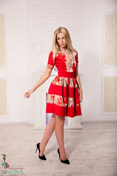 купить Платье  Simona ID 3802 в Кишинёве