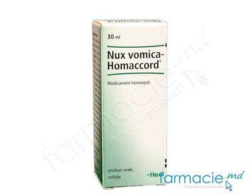 купить Nux vomica-Homaccord® pic. orale 30 ml в Кишинёве