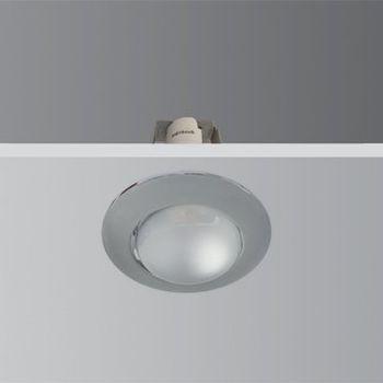 Metsan Встраиваемый светильник R-80 хром