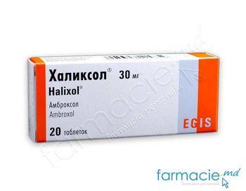купить Халиксол, табл. 30 мг N20 в Кишинёве
