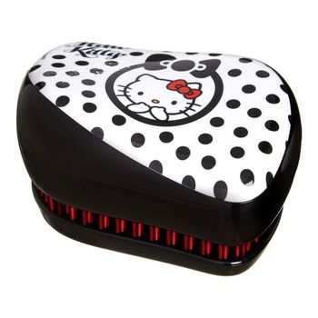 РАСЧЕСКА COMPACT STYLER hello kitty-black & white