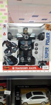 Robot transformator cu telecomanda, cod 110659