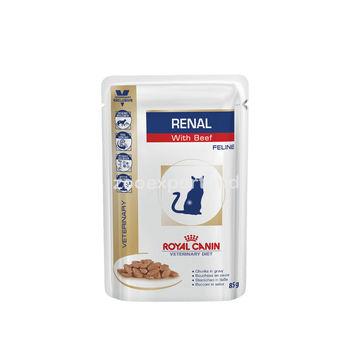 cumpără Royal Canin RENAL cu vită 85 gr în Chișinău
