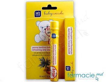 купить pp BabyCoccole Creion dupa intepaturi 10ml (4281) в Кишинёве