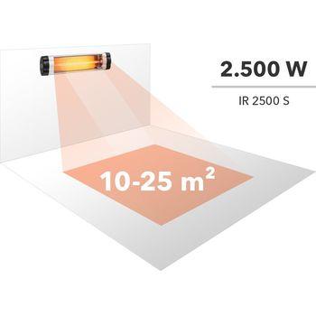 Инфракрасный радиатор TROTEC IR 2500 S