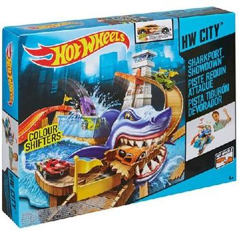 cumpără Mattel Hot Wheels Pistă Vînătoarea de rechini în Chișinău