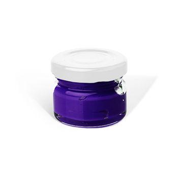 Паста пигментная (Сине-пурпурная) для эпоксидной смолы  (20 г)