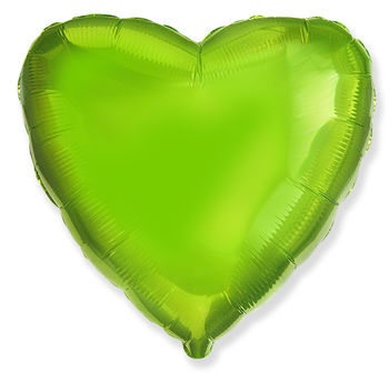 купить Сердце Салатовое в Кишинёве