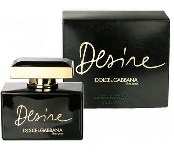 DOLCE&GABBANA THE ONE DESIRE EDP 30 ml