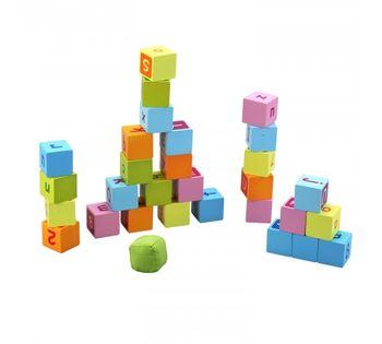 купить Тележка с кубиками Classic World 3306 в Кишинёве
