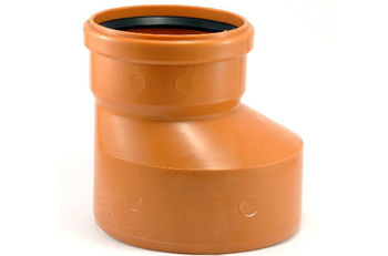 cumpără Reductie canaliz.d.200/d.160 orange în Chișinău