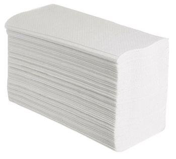Полотенца бумажные Harmony Prof White Recicling V 2 слоя 150 Confort 230*240