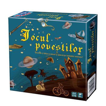 Настольная игра Jocul povestilor, код 41166