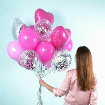 купить Набор шаров «Доставка эмоций» в Кишинёве