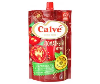 cumpără Calve Ketchup Tomato, 350 gr în Chișinău