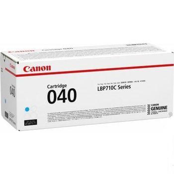 Laser Cartridge Canon 040 (HP CExxxA), cyan (5400 pages) for LBP-710CX/712CX