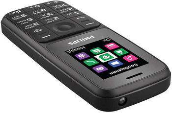 купить Philips E125 Dual Sim,Black в Кишинёве