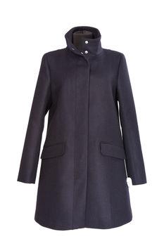 купить Пальто женское Prima Bella, силуэт трапеция в Кишинёве