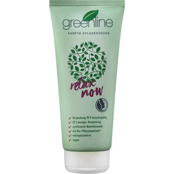Гель для душа Greenline Relax Now - с экстрактом граната, 200мл