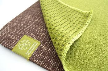 Prosopul pentru yoga Bodhi towel premium