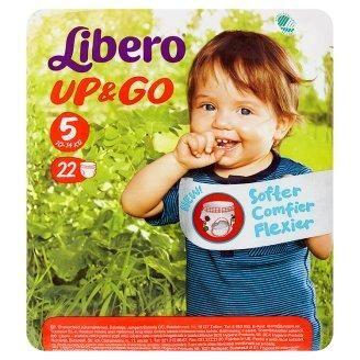 купить Libero Трусики UPGO 5, 10-14кг. 22шт в Кишинёве