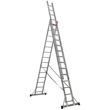 купить Трёхсекционная лестница TS220 3x13 мм в Кишинёве
