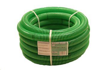 cumpără Furtun absorbtie FITT dn50mm AGRO-FLEX M (verde, spiralat) în Chișinău