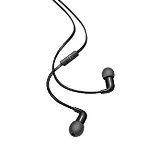 Dell IE600 In-Ear Headphones, Frequency Response 20 - 20000 Hz - Sensitivity 98 dB/mW, Black