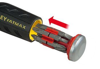купить Отвертка реверсная Stanley Fatmax с подсветкой FMHT0-62689 в Кишинёве
