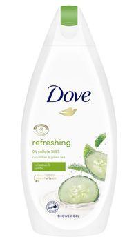 купить Гель для душа Dove Fresh Touch, 250 мл в Кишинёве