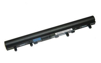 Battery Acer Aspire E1-510 E1-522 E1-530 E1-532 E1-570 E1-572 E1-410 E1-422 E1-430 E1-432 E1-470 E1-472 EC-470 V5-431 V5-471 V5-531 V5-551 V5-561 V5-571 V3-551 PackardBell TE69 TravelMate P245 P255 P455 14.8V 2600mAh Black OEM