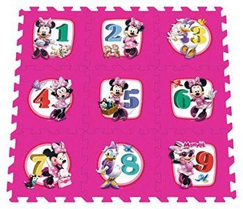 купить Stamp Игровой коврик цифры с персонажами Disney в Кишинёве
