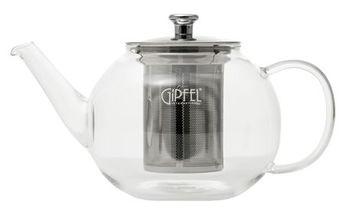Ceainic p-u infuzie GIPFEL GP-7086 (din sticla(600ml))