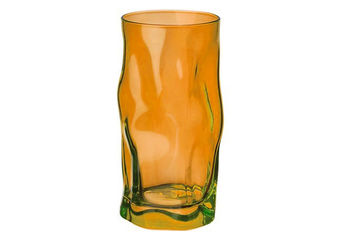 Стакан для напитков Sorgente 460ml, фуксия