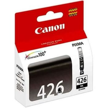 Cartridge Canon CLI-426Bk, Black (iP4840/MG5140/5240/6240/8140)
